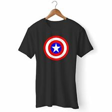 NEW CAPTAIN AMERICA AVENGERS WOMAN'S AND MAN'S TEE T-SHIRT USA SIZE S-3XL FQ1