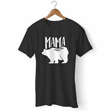 NEW MAMA BEAR SINCE 1981 WOMAN'S AND MAN'S TEE T-SHIRT USA SIZE S-3XL FQ1
