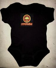 THE OFFSPRING  BABY ONE PIECE LICENSED  PUNK ROCK T-SHIRT NEW