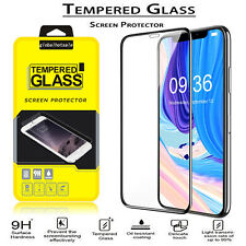 For iPhone 11 Pro Max 2019 3D Full Coverage Tempered Glass Screen Protector Film