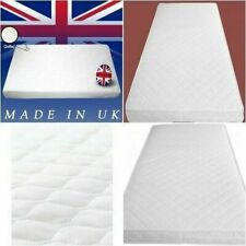 Cot Mattress Foam Cot Bed Mattress Baby Junior Toddler,Quilted 140cmx70cmx10cm