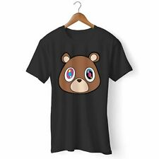 NEW KANYE WEST DROPOUT BEAR WOMAN'S AND MAN'S T-SHIRT USA SIZE S-XXXL RA1