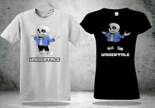 NEW SANS BAD TIME UNDERTALE VIDEO GAME BLACK&T-SHIRT USA SIZE S-XXXL RA1