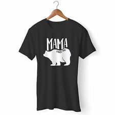 NEW MAMA BEAR SINCE 1981 WOMAN'S AND MAN'S T-SHIRT USA SIZE S-XXXL RA1