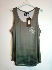 Pink Various Sizes RRP £24.99 BNWT Beck /& Hersey Ladies Gym Vest in White