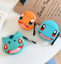 For Apple Airpods Pocket Monsters Wireless Bluetooth Earphone Case charging