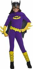 Batgirl DC Super Hero Girls Comics Fancy Dress Up Halloween Deluxe Child Costume