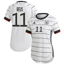 Marco Reus Germany National Team adidas Women's 2020 Home Replica Player Jersey