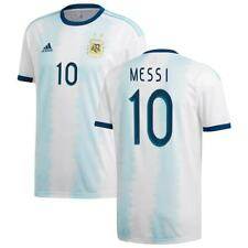Lionel Messi Argentina National Team adidas 2019 Home Replica Player Jersey -