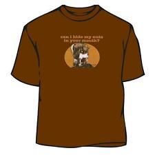 Hide My Nuts T-Shirt