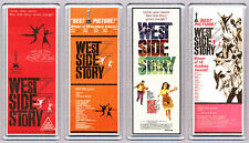 WEST SIDE STORY movie poster LARGE FRIDGE MAGNETS - COOL!