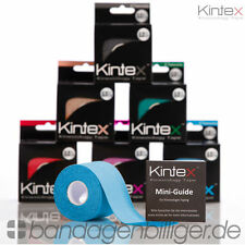 1 Rolle Kintex Kinesiologie-Tape-Classic | Sport Tape | Physiotape 5 m x 5,0 cm