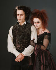 Sweeney Todd [Cast] (50551) 8x10 Photo