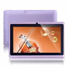 7 inch Android 4.1 Touch screen Pad PPC 8GB Tablet PC Wi-Fi Lan Camera  6 colors