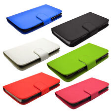 Flip Wallet Case For Samsung Galaxy Young GT S-S6310L GT S6310N + Free Screen