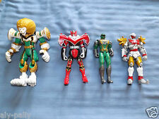 MYSTIC FORCE POWER RANGERS RANGER CHOOSE YOUR FIGURE LOTS TO CHOOSE FREE UK POST