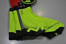 Copriscarpe Northwave Mod.H2O WINTER Col.Black/Yellow Fluo/SHOECOVER NORTHWAVE