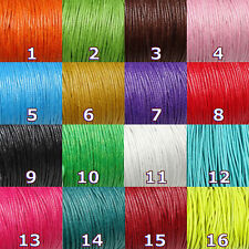 20 Metros Hilo Encerado 1,5mm  M810F  Thread Filetto Waxed хило Wachs Cire Fil