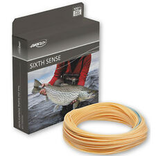 Airflo NEW 6th Sense Power Core Floating Pale Peach Fly Fishing Line