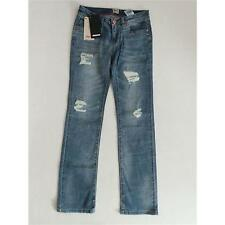 ONLY Jeans Hose STRAIGHT LOW AUTO DESTROYED JEANS DENIM BJ2368