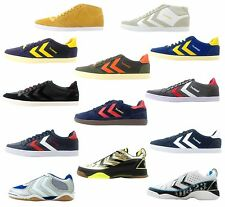 HUMMEL Schuhe Sneaker Turnschuhe Slimmer STADIL LOW TEN STAR SMOOTH VICTORY