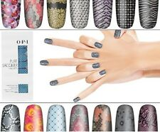 O.P.I Pure Lacquer Nail Apps - 16 Pre-Cut Strips - OPI