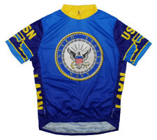 789eccc90 Primal Wear U.S. Navy USN Short Sleeve Cycling Jersey Men s with Socks  bicycle
