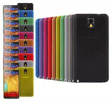 For Samsung Galaxy Note 3 N9000 Ultra Thin Transparent Lightweight Case + S/P