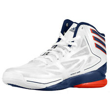 Adidas Baloncesto Adizero Crazy Light 2 Zapatos zapatillas blanco