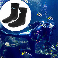 3mm Non Slip Neoprene Wetsuit Socks Dive Boots Swimming Diving Surfing Soxes