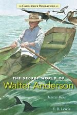 The Secret World of Walter Anderson by Hester Bass Hardcover Book (English)