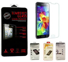 NEW Tempered Glass Screen Proof Film Protector For Various Samsung Galaxy Phone