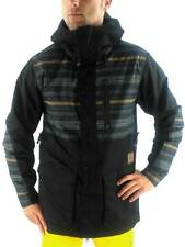 O'Neill Skijacke Snowboardjacke Ambush schwarz Thinsulate 10K Long Fit