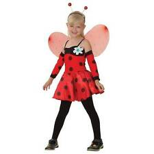 LADYBUG CHILDS, CHILDS FANCY DRESS COSTUME, KIDS BOOK WEEK