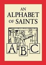 An Alphabet of Saints by Robert Hugh Benson Hardcover Book (English)