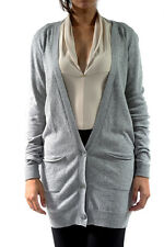 Cardigan Maglione Siste's SWEATER Cardigan MADE IN ITALY -60% Donna New 14916-
