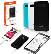 ORZLY SPINA N CARICA USB PORTATILE POWER BANK 4050MAH ESTERNO CARICABATTERIE