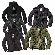 Trooper™ ™ Raw Vintage M65 Field Jacket Nuovo Salvatore Giacca Giacca Militare