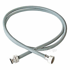 Washing Machine Long Water Fill Hose Pipe Cold Hot Inlet Straight Joint 1.5 / 3m