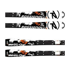 Rossignol RACAW03 Slalom Carver FIS RD Worldcup SL RTIP R20W Bindung AXIAL 120