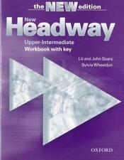 new headway upper-intermediate workbook with key Soars  Liz Soars  John Wheeldon