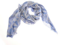 Sciarpa Stola Armani SCARF SCARVES -20% MADE IN ITALY Donna Blu A5411B4-88