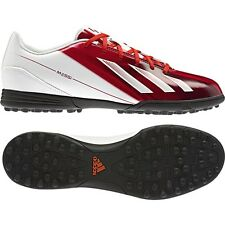 Adidas F5 TRX TF MESSI Chaussures de Football Intérieur Taille 39-44 rouge-blanc