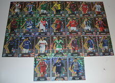 "Match Attax Extra 2014/15:"" Matchwinner, Hattrick Held & Club 100 Aussuchen """