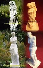 NEW RUBBER LATEX MOULD MOULDS MOLD STATUE LADY VENUS RISING or VENUS DE MILO