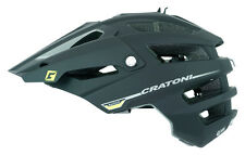 CRATONI ALL TRACK MODELL 2016 FAHRRADHELM MOUNTAINBIKEHELM CROSSHELM BIKE KAMERA