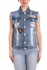 GIUBBINO Giubbotto PINKO JACKET -15% MADE IN ITALY DONNA Denim DITA-G51