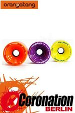 Orangatang Wheels In Heat 75mm Set Rollen