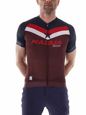 Maloja Radtrikot Radshirt Bike Shirt LargiasM. 1/2 Race Mesh Polygiene