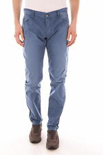 PANTALONI JECKERSON JEANS Trouser -30% MADE IN ITALY UOMO Blu XT08241-4031